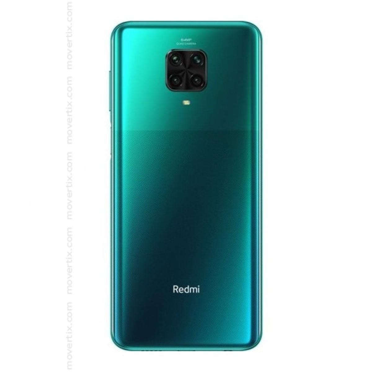 Xiaomi Redmi Note 9 Pro Dual Sim Tropical Green 64gb And 6gb Ram 6941059643463 Movertix Mobile Phones Shop
