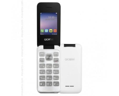 Alcatel 2051 Dual SIM in Weiß