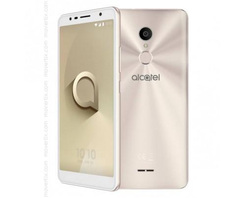 Alcatel 3C Dual SIM en Oro de 16GB y 1GB RAM (5026D)