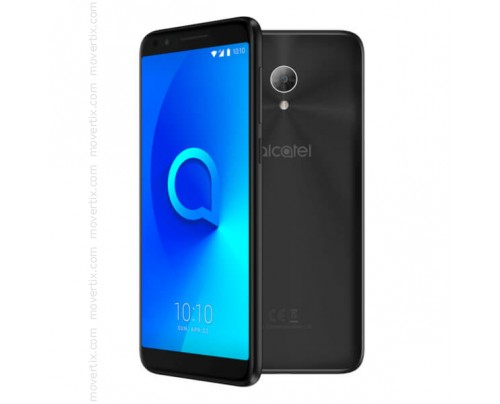 Alcatel 3L Dual SIM en Negro de 16GB y 2GB RAM (5034D)