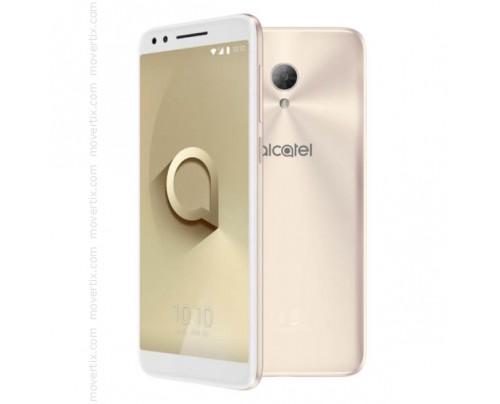 Alcatel 3L Dual SIM en Oro de 16GB y 2GB RAM (5034D)