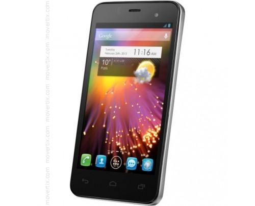 Alcatel One Touch Star 6010D in Silber