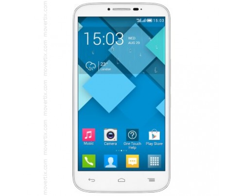 Alcatel One Touch Pop C9 7047D in Weiß