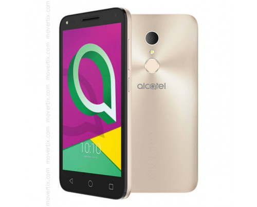 Alcatel U5 FP en Oro de 16GB (4047A)