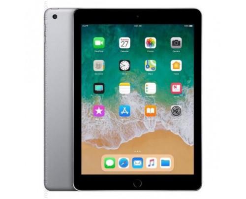 """Apple iPad 9,7"""" (2018) WiFi+Cellular en Gris espacial de 128GB"""