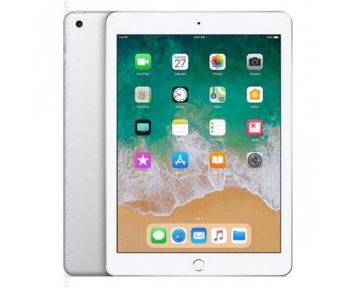 "Apple iPad 9,7"" (2018) WiFi+Cellular en Plata de 128GB (MR732TY/A)"