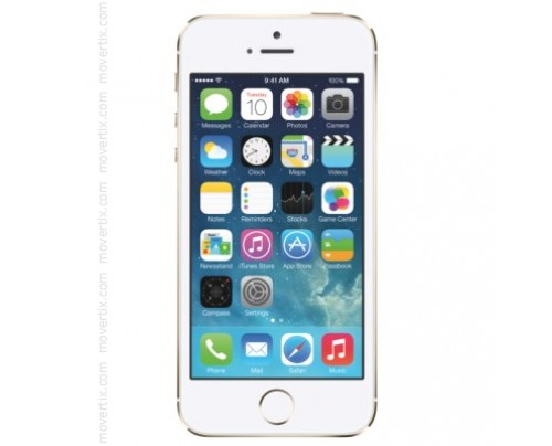 Apple iPhone 5S in Gold mit 16GB
