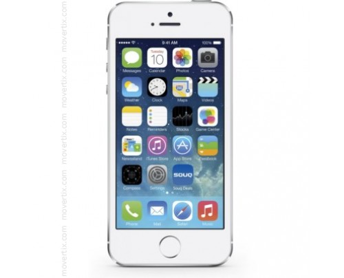 Apple iPhone 5S in Silber mit 16GB