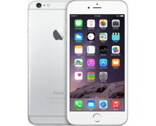 Apple iPhone 6 Plus en Plata de 64GB