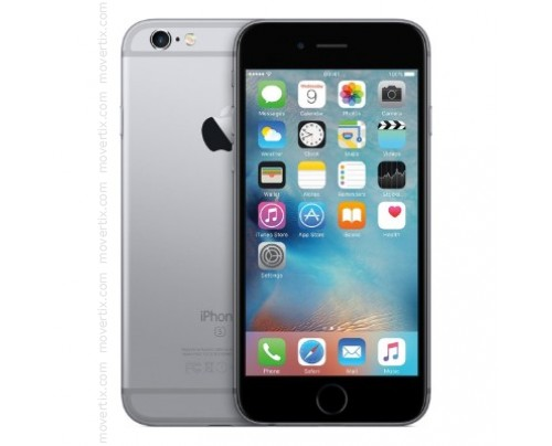 Apple iPhone 6S en Gris Espacial de 128GB