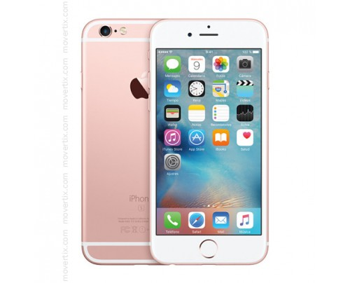 Apple iPhone 6S Rosa-dourado de 32GB