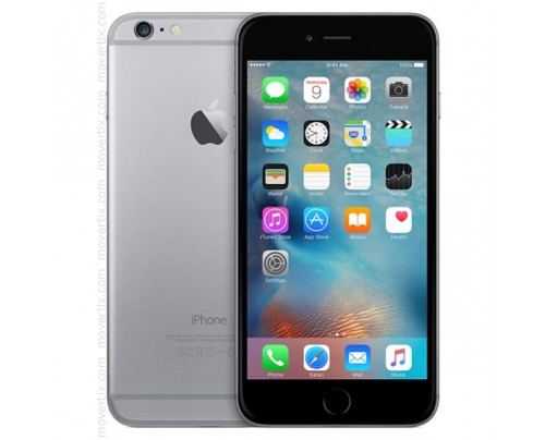 Apple iPhone 6S Plus en Gris Espacial de 128GB