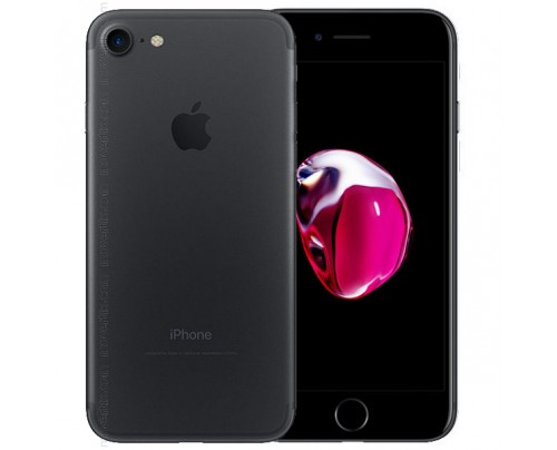 Apple iPhone 7 en Negro Mate de 128GB