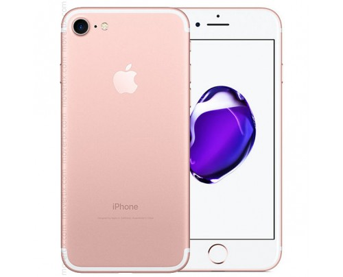 Apple iPhone 7 Or Rose avec 128Go