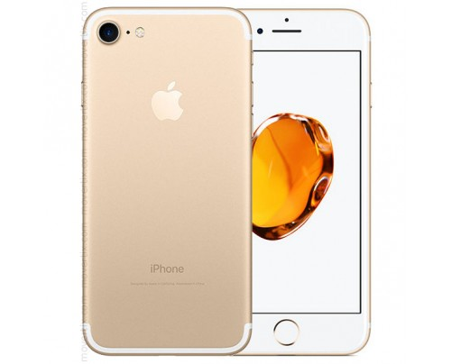 Apple iPhone 7 in Gold mit 32GB