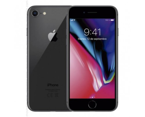 Apple iPhone 8 en Gris Espacial de 256GB