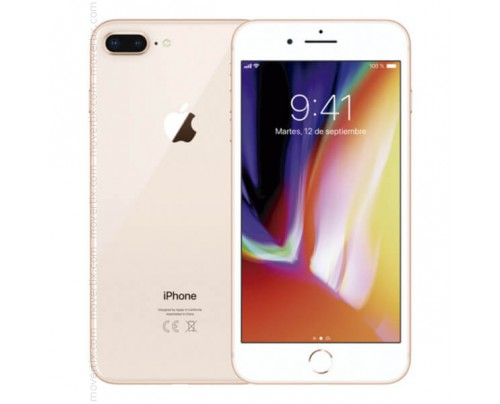 Apple iPhone 8 Plus en Oro de 256GB