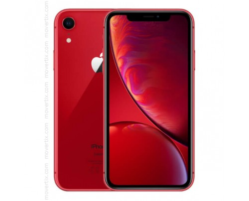 Apple iPhone XR en Rojo de 256GB