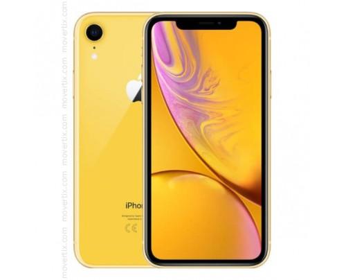 Apple iPhone XR en Amarillo de 256GB