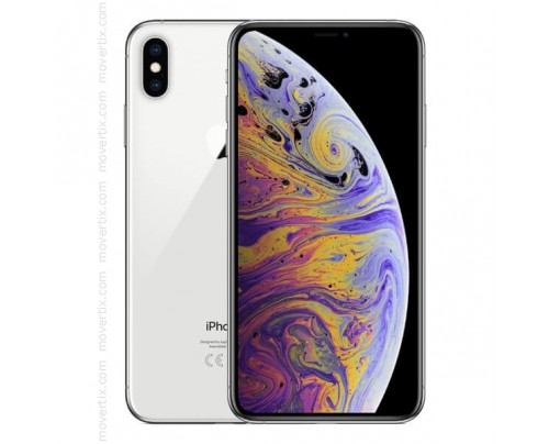 Apple iPhone XS Max en Plata de 256GB