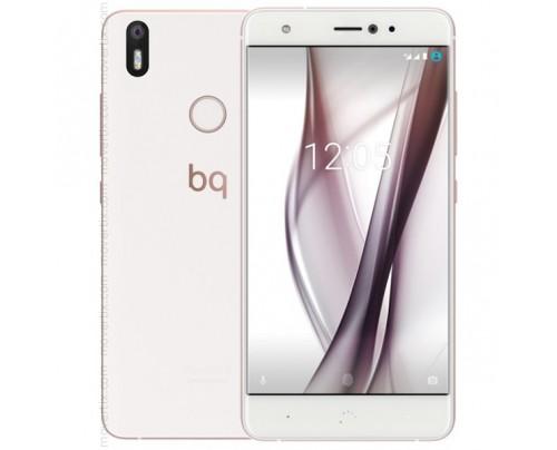 Bq Aquaris X en Blanco y Rosa de 32GB y 3GB RAM