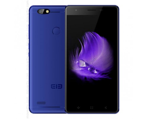 Elephone C1 Mini Dual SIM en Azul de 16GB y 1GB RAM