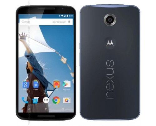 Google Nexus 6 en Azul de 32GB (XT1100)