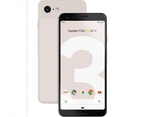 Google Pixel 3 en Rosa de 64GB (G013A)