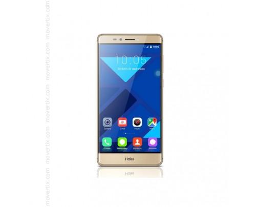 HAIER L56 4G Dual SIM in Gold