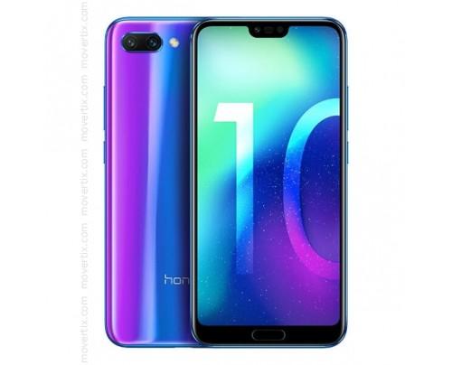 Honor 10 Dual SIM en Azul de 64GB y 4GB RAM