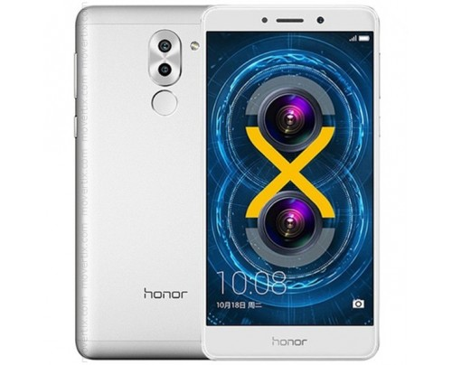 Honor 6X Dual SIM en Plata de 32GB y 3GB RAM