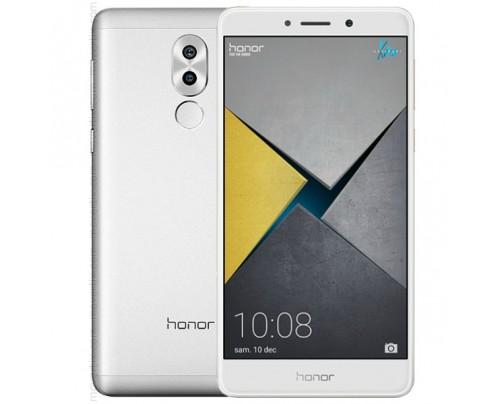 Honor 6X Premium Argent avec 64Go et 4Go RAM