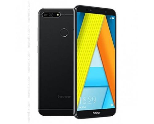 Honor 7A Dual SIM en Negro de 16GB y 2GB RAM
