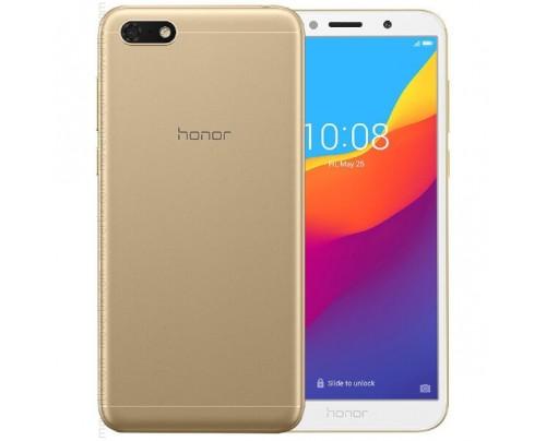 Honor 7S Dual SIM en Oro de 16GB y 2GB RAM