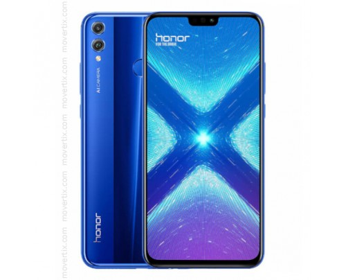Honor 8X Dual SIM en Azul de 64GB y 4GB RAM (JSN-L21)