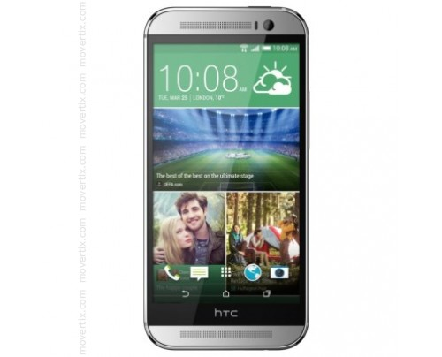 HTC One M8 Cinza