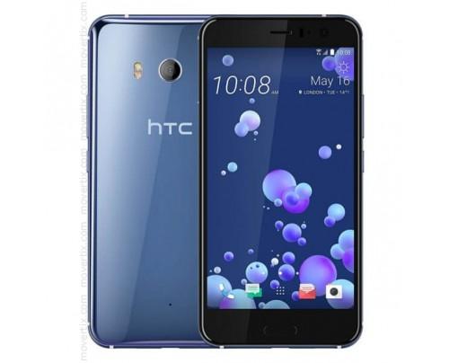 HTC U11 Dual SIM en Plata de 64GB y 4GB RAM