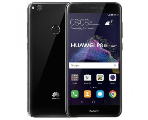 Huawei P8 Lite Dual SIM en Negro (2017)