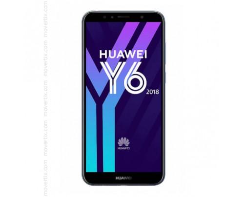 Huawei Y6 (2018) Dual SIM en Azul de 16GB y 2GB RAM