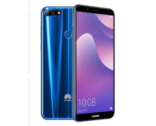 Huawei Y7 Prime (2018) Dual SIM en Azul de 32GB y 3GB RAM (LDN-L21)