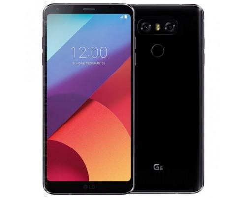 LG G6 in Schwarz (H870)