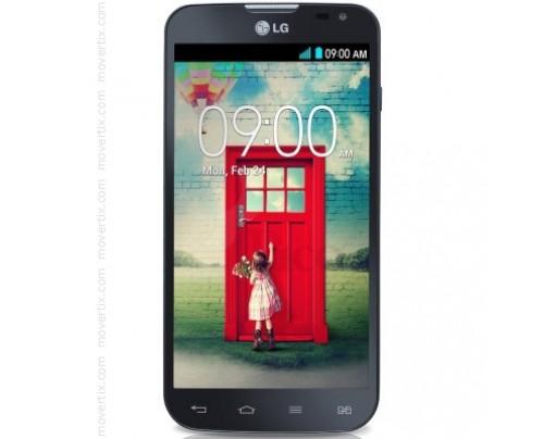 LG L70 Dual in Schwarz