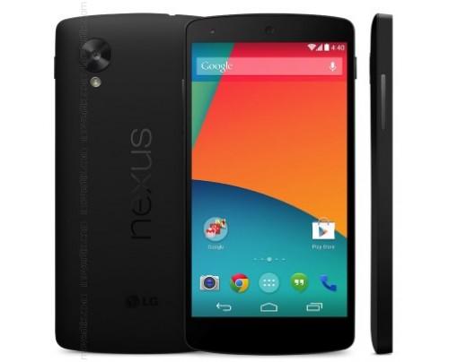 LG Nexus 5 Preto de 32GB (D821)