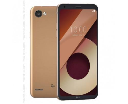LG Q6 Dual SIM en Oro de 32GB y 3GB RAM (M700A)