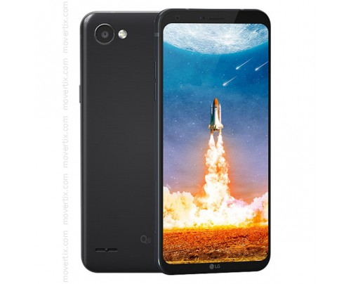 LG Q6 en Negro de 32GB y 3GB RAM (M700N)