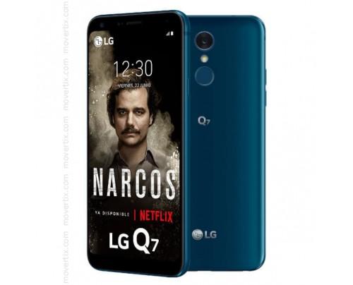 LG Q7 en Azul de 32GB y 3GB RAM (LM-Q610EM)