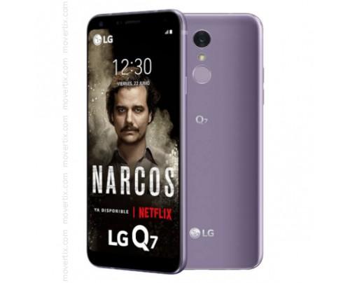 LG Q7 Dual SIM en Violeta de 32GB y 3GB RAM (LM-Q610)