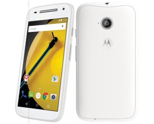 Motorola Moto E 4G XT1524 en Blanco
