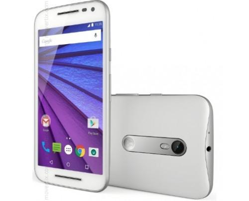 Motorola Moto G XT1541 di 8GB in Bianco