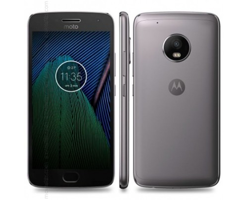 Motorola Moto G5 Plus en Gris (XT1685)